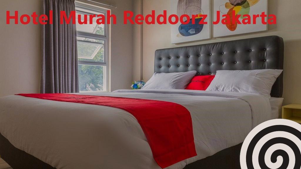 Hotel Murah Reddoorz Jakarta